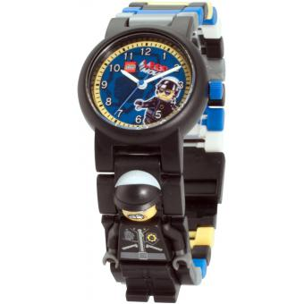 Montre Lego Lego Movie 740447 - Montre Bad Cop Noire Enfant