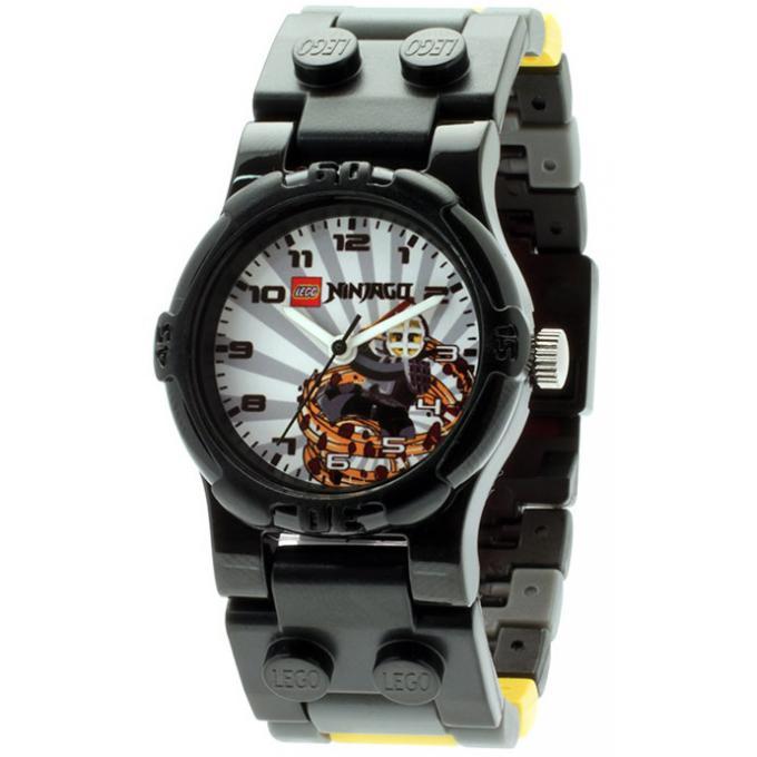 Montre lego ninjago 740540 montre kendo cole noire - Jeux de ninjago gratuit lego ...