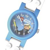 Montre Lego Star Wars 740406 - Montre Skywalker Bleue Enfant
