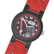 Montre Lego Star Wars 740407 - Montre Dark Vador Rouge Enfant