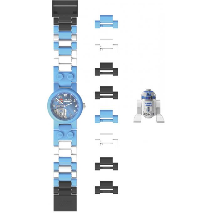 montre lego star wars 740408 montre r2d2 bleue enfant sur bijourama montre pas cher en ligne. Black Bedroom Furniture Sets. Home Design Ideas