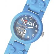 Montre Lego Star Wars 740408 - Montre R2D2 Bleue Enfant