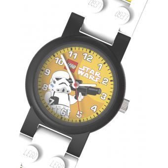 Montre Lego Star Wars 740409 - Montre Stormtrooper Blanche Enfant