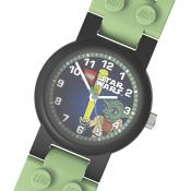 Montre Lego Star Wars 740417 - Montre Yoda Verte Enfant