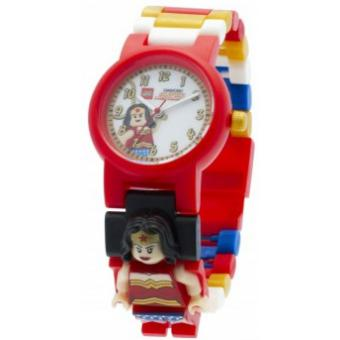 Montre Lego Super Heroes 740429 - Montre Wonder Woman Multicolore Enfant