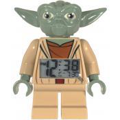 réveil Lego Yoda Beige 740514