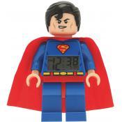 réveil Lego Superman Multicolore 740556