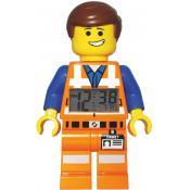 réveil Lego Emmet Multicolore 740557 - Lego