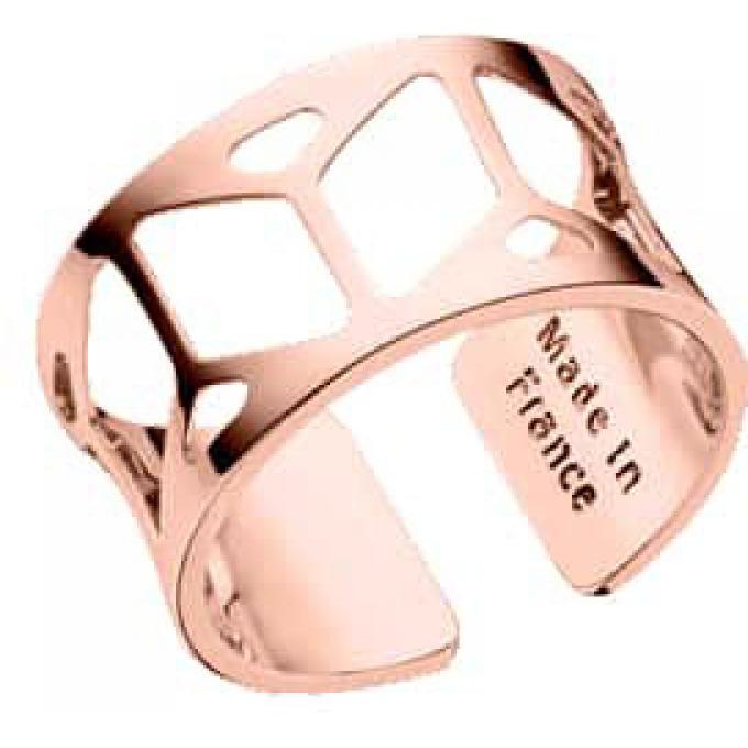 Bague Les Georgettes 702960440000 , Bague Résille Or Rose Femme