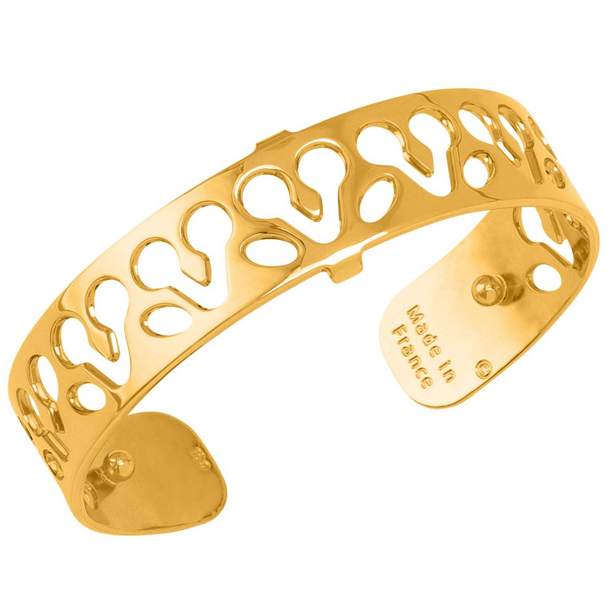 Bracelet Les Georgettes 70316431900000 Miss Doré Cerise 12 mm Fille Plus d'infos