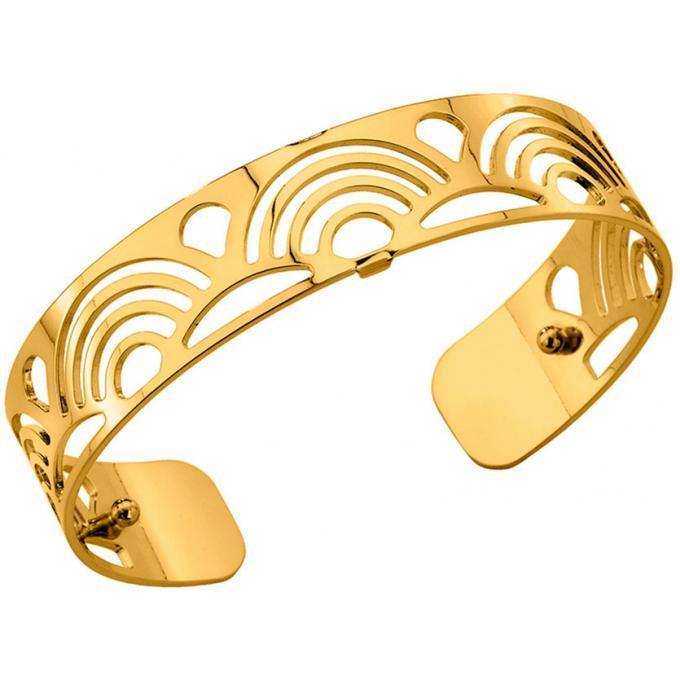 Bracelet Poisson Les Georgettes 70261660100 , Bracelet Manchette Or Taille  Small Femme