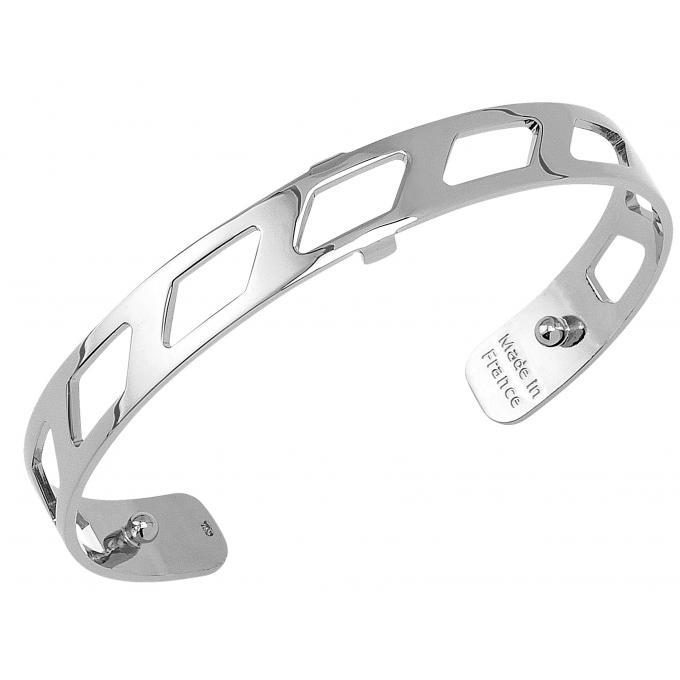 site réputé boutique pour officiel usa pas cher vente Bracelet Les Georgettes 70316881600000 - Argenté Ruban 8 mm Femme Plus  d'infos