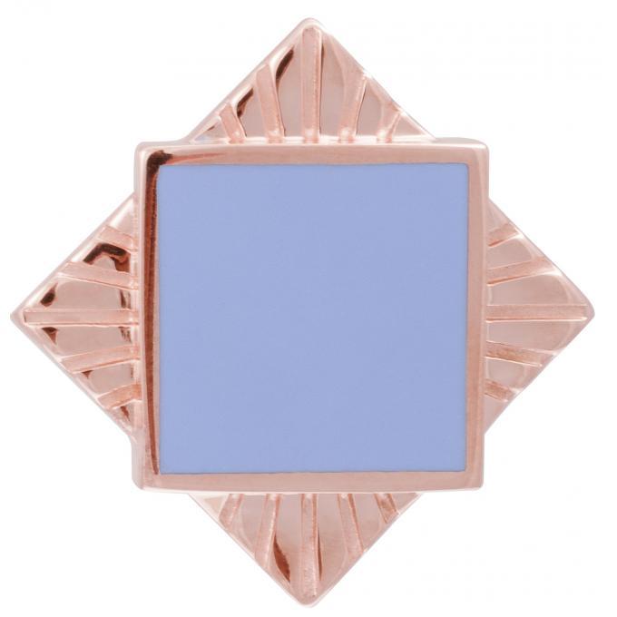 Promo : Clip Les Georgettes 70314584013000 - Clip Coutures Doré Rose 14 mm Femme
