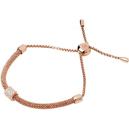 Bracelet Links of London 5010-3424 - Bracelet Starlight En Vermeil Or Rose 18 ct et Saphirs Femme