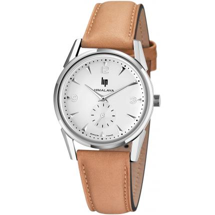 Montre LIP 671054 - Montre Quartz Cuir Beige Mixte