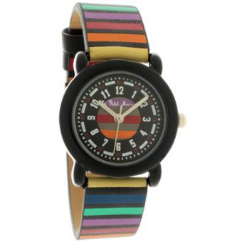 Montre Little marcel LMP07TBBKPU - Montre Ronde Muticolore Femme