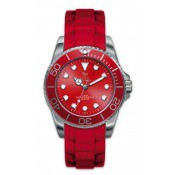 Montre Lola Carra Ronde Rouge LC101-10