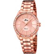Lotus - Montre Lotus L18132-2 - Montre Femme Or Rose