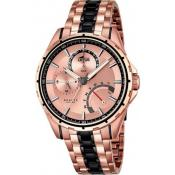 Lotus - Montre Lotus L18204-1 - Montre Homme Or Rose
