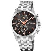 Lotus - Montre Lotus Chrono l18629-3 - Montre Homme