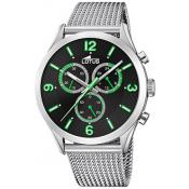 Lotus - Montre Lotus Chrono l18637-B - Montre Homme