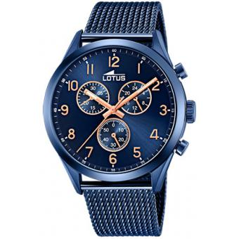 Lotus - Montre Lotus Chrono l18638-1 - Montre Lotus Homme