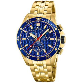 Lotus - Montre Lotus Chrono l18653-3 - Montre Lotus Homme
