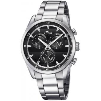 Lotus - Montre Lotus Chrono L18365-4 - Montre Homme - Nouvelle Collection