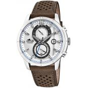 Lotus - Montre Lotus Chrono L18366-1 - Montre Lotus Cuir