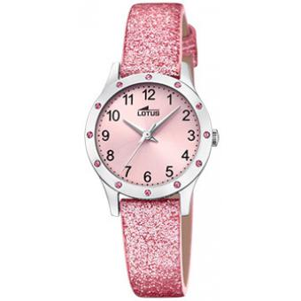 Lotus - Montre Lotus Junior l18624-2 - Montre Enfant Rose