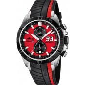 Montre Lotus Montres Chronographe Rouge Noir L18103-2
