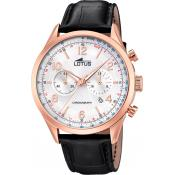 Lotus - Montre Lotus Smart Casual L18558-2 - Montre Lotus Noire