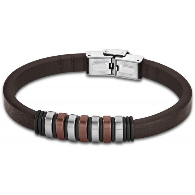 Bracelet en cuir homme nancy