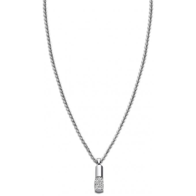 acheter populaire 69f92 93eb4 Collier et pendentif Lotus Style Bijoux BLISS LS1772-1-1 - Collier et  pendentif BLISS Acier Femme Plus d'infos
