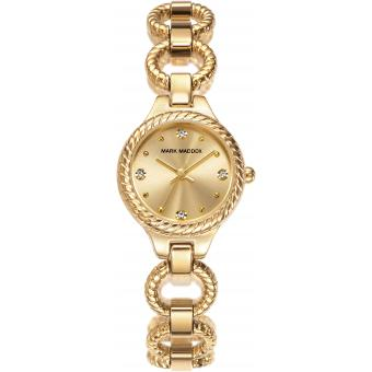 Montre Mark Maddox MF0004-27 - Montre Acier Or Femme