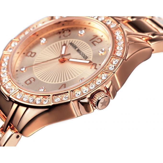 montre mark maddox pink gold mm0004 99 montre acier or rose femme sur bijourama montre femme. Black Bedroom Furniture Sets. Home Design Ideas