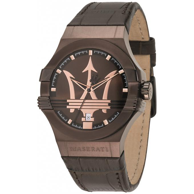 montre maserati r8851108011 montre cuir marron homme sur bijourama n 1 de la montre homme. Black Bedroom Furniture Sets. Home Design Ideas
