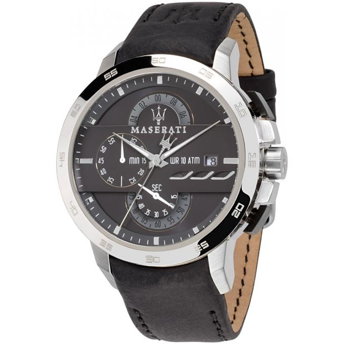 montre maserati r8871619004 montre chronographe noire homme sur bijourama n 1 de la montre. Black Bedroom Furniture Sets. Home Design Ideas