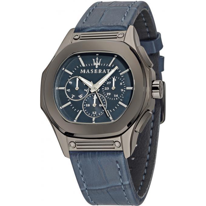 montre maserati r8851116001 montre chronographe ovale homme sur bijourama n 1 de la montre. Black Bedroom Furniture Sets. Home Design Ideas