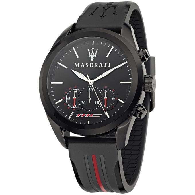 montre maserati r8871612004 montre chronographe noire homme sur bijourama n 1 de la montre. Black Bedroom Furniture Sets. Home Design Ideas