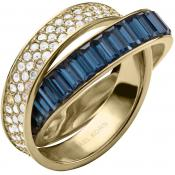 Bague Michael Kors Brilliance Statement Color MKJ3706710