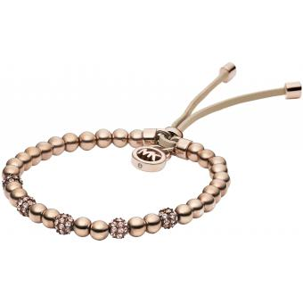 Bracelet Michael Kors Brilliance MKJ1973791 - Bracelet Brilliance Acier Or Rose Femme