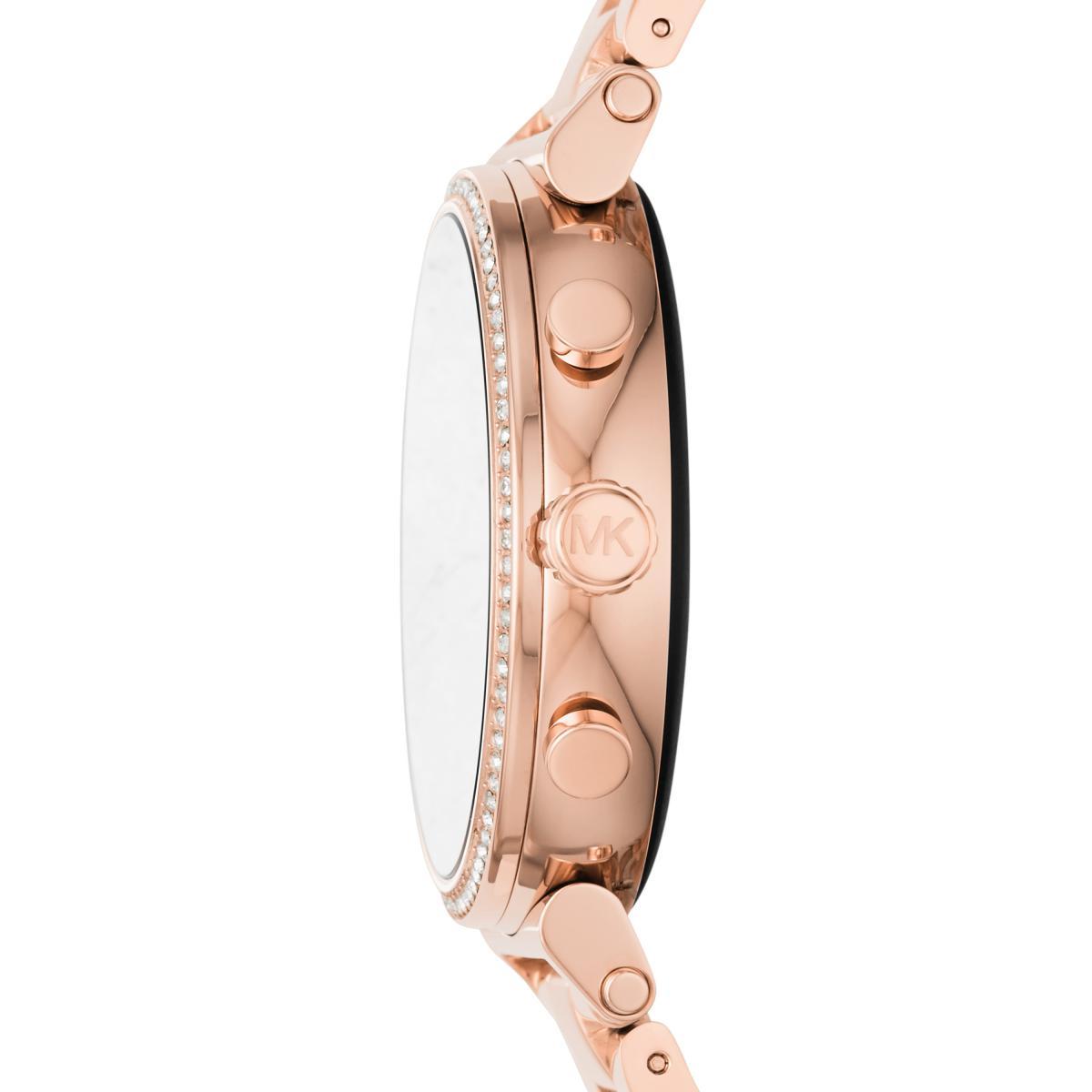 Montre Michael Kors SOFIA MKT5063 Connectée Bracelet Acier