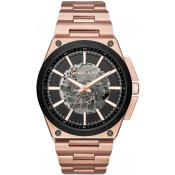 Michael Kors Montres - Montre Michael Kors Wilder MK9022 - Montre Michael Kors Or Rose