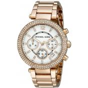 Montre Michael Kors PARKER MK5491 - Montre Chronographe Or Rose Femme