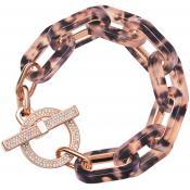 Bracelet Michael Kors MKJ4737791 , Bracelet Chaîne Acétate Femme