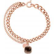 Bracelet Michael Kors Topaze Rose MKJ5814791 - Rose