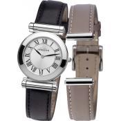 Montre Michel Herbelin Cuir Deux Bracelets COF.17443-01NT - Coffret