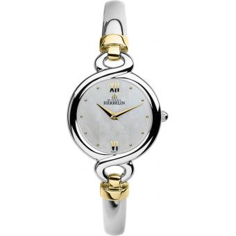 Montre Michel Herbelin Siam 17435-BT19 - Montre Bicolore Chic Femme