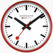 Horloge Mondaine Clocks A990.CLOCK.11SBC